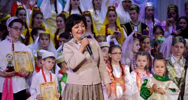 «Мирас» фестивале быел рекордлы санда катнашучылар җыйды