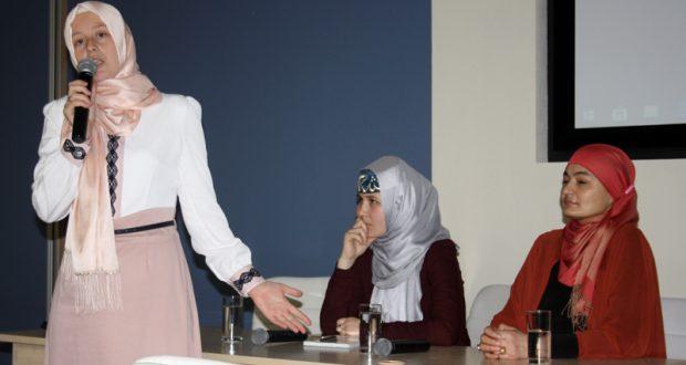 Төмәндә мөселман хатын-кызлары өчен семинар оештырылды