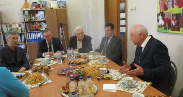 "Jubilee Tatar holiday at the ""Proletarka"" held"