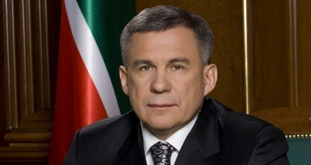Address by  President of the Republic of Tatarstan on the occasion of the Day of official acceptance of Islam by the Volga Bulgaria