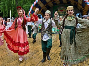 A  jubilee  Sabantuy  to be held in Samara