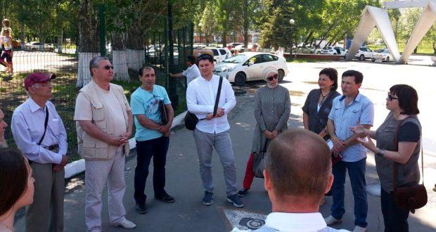 В Самаре на месте проведения Сабантуя обсудили организационные вопросы