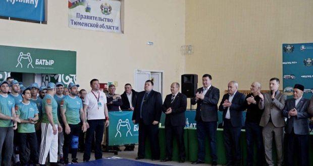 В Тюменском районе прошел турнир по корэш памяти Героя России Раушана Абдуллина