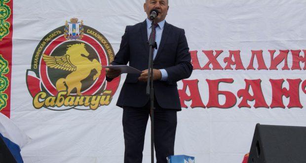 ФОТОРЕПОРТАЖ: «Сахалинский Сабантуй — 2018»