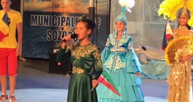 Татарстанның нәни гүзәлләре «Планетаның кечкенә принцессалары» халыкара бәйгесендә җиңде