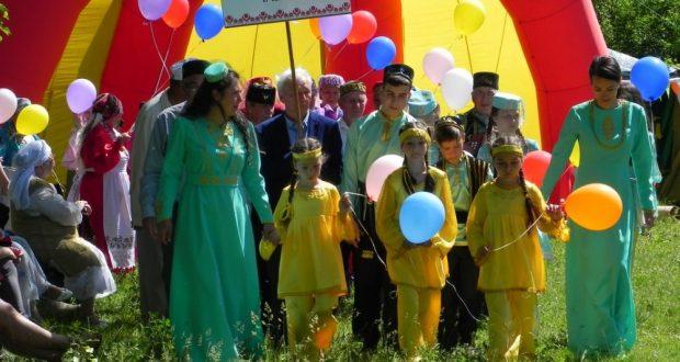 В Пермском крае Сабантуй в Чайковском отметили праздничными гуляньями