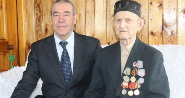 """Фидакарь хезмәте өчен"" медале тапшырылды."