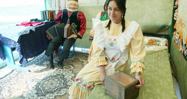 Калмыцкая кибитка, татарский двор и казахская юрта: этнодеревня в Волгограде