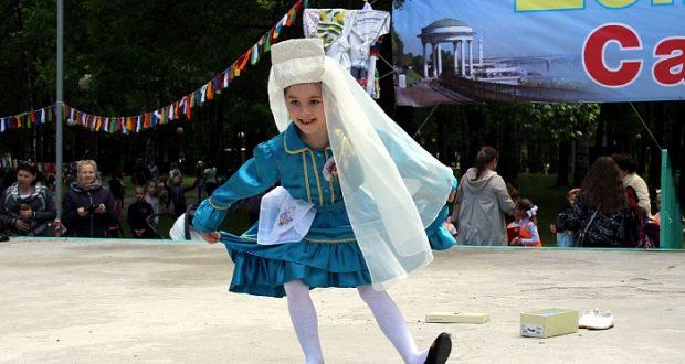В Ярославле прошёл «Детский Сабантуй по-ярославски»