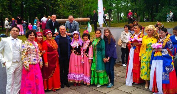 Татарский национальный праздник «Сабантуй» в Минске