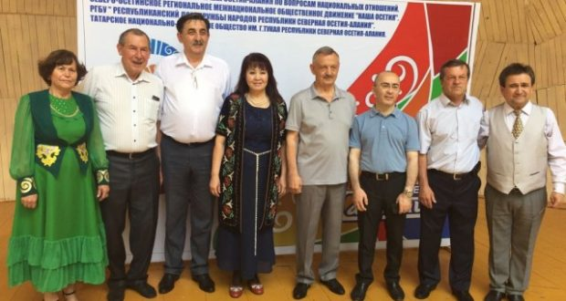 Сабантуй собрал во Владикавказе более сотни человек
