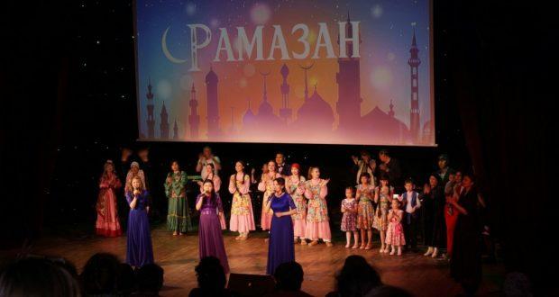 Центр сибирско — татарской культуры города Тобольска провели праздник «Рамазан»