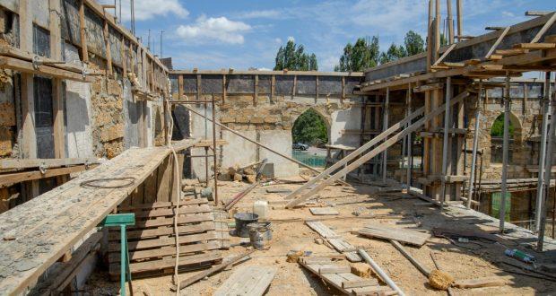 Симферополь районында яңа мәчет төзелә