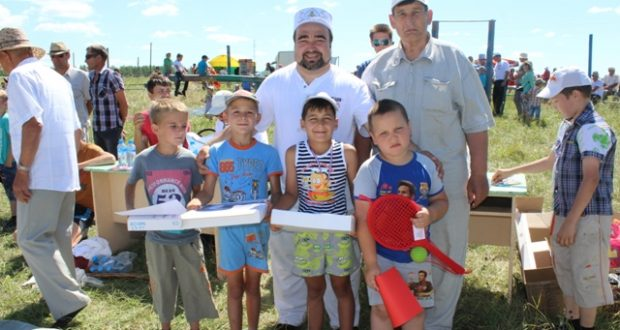 Самара татарлары балалар Сабан туена чакыра