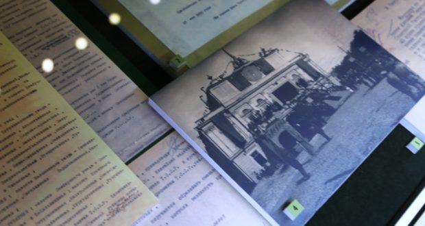 В Казани открыта выставка «100 лет назад: к истокам становления Татарской Республики»