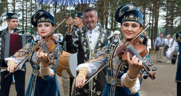 В деревне Энколово под Петербургом Сабантуй отпразднуют в 105-ый раз