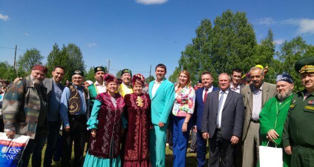 ФОТОРЕПОРТАЖ: Киров өлкәсендә узган Сабан туе