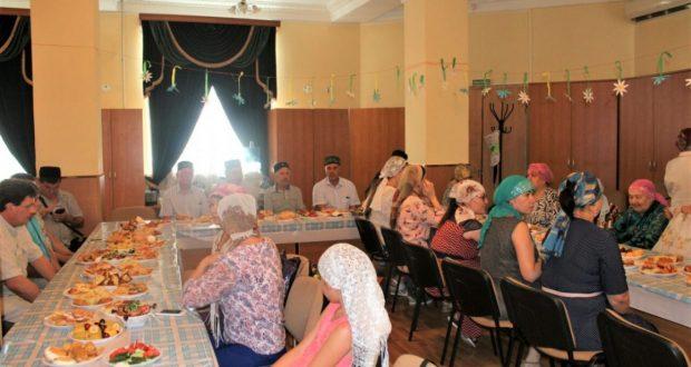 В Краснодаре провели мероприятие Ураза Байрам