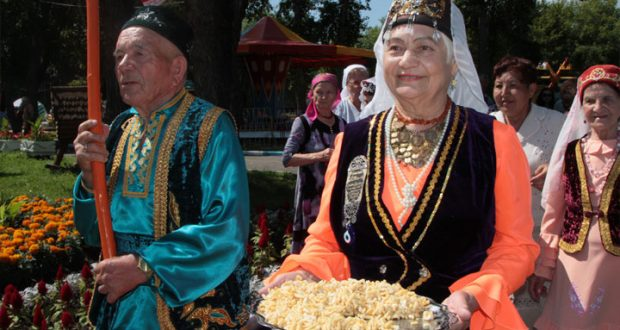 Residents and guests of the Altai Krai are invited to the Tatar national holiday Sabantuy
