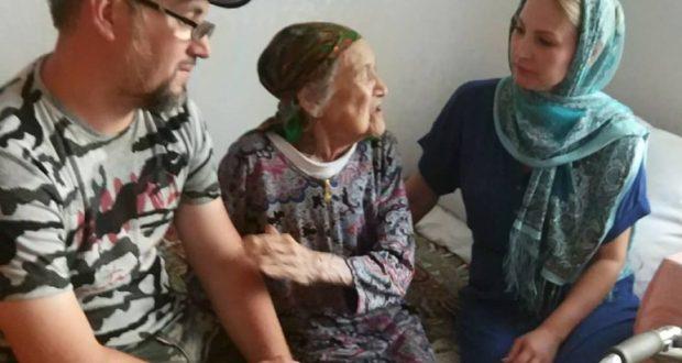 Татары Дагестана посетили семьи, находящиеся в трудной жизненной ситуации