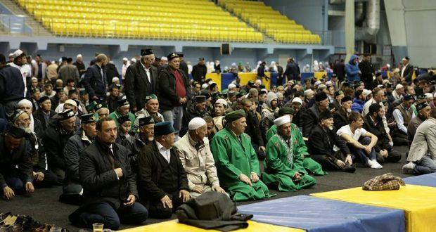 Ульяновскта тәүге мәртәбә төбәк ифтары үтте