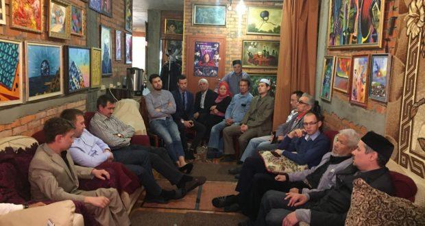 Мәскәүдә татар-башкорт яшьләре ифтары узды