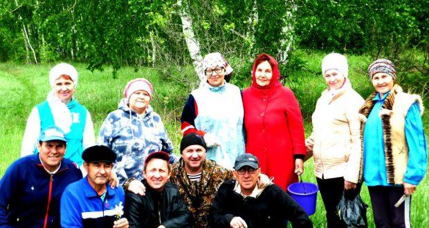 Самара татарлары «Сагыз кайнату» йоласын күрсәтәчәк
