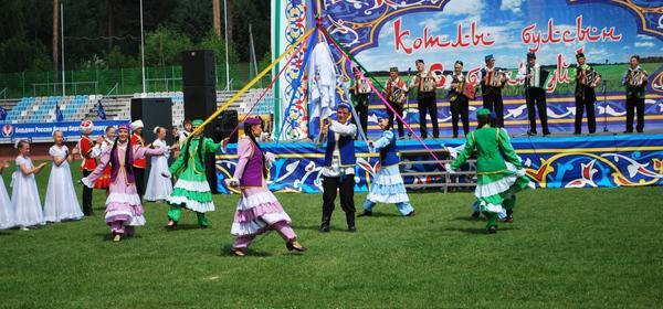 Татарский национальный праздник «Сабантуй-2018» пройдет в пригороде Ижевска