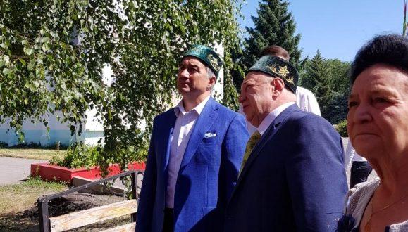 Васил Шәйхразиев эш сәфәре белән Ульяновск өлкәсендә