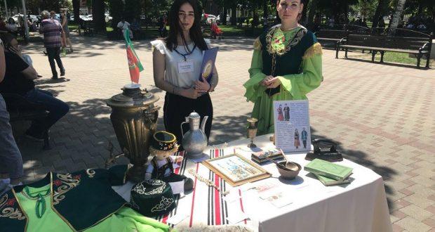 «Сердце России»: краснодарцы познакомились с разными культурами