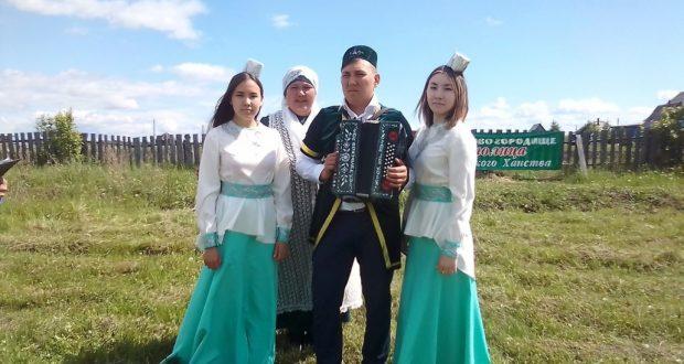 Молодежный форум «Внуки Кучум Хана»