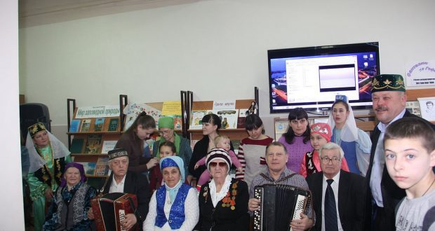 В Сызрани планируют возобновить курсы татарского языка