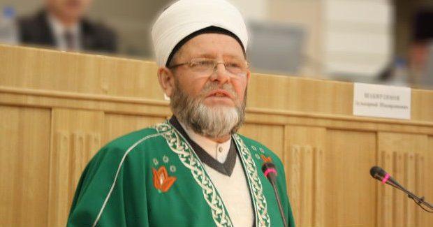 Юбилей главного муфтия Сибири совпал с праздником Ураза-байрам
