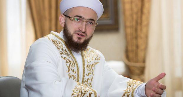 Татарстан мөфтие: «Ислам һәм татар дөньясы» Концепциясе онытылып барамы?