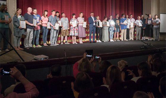 Татарские актеры стали лауреатами Фестиваля театров малых городов России