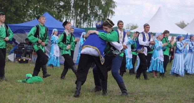 В Мордовии состоится XIV национально-фольклорный татарский праздник «Сабантуй»