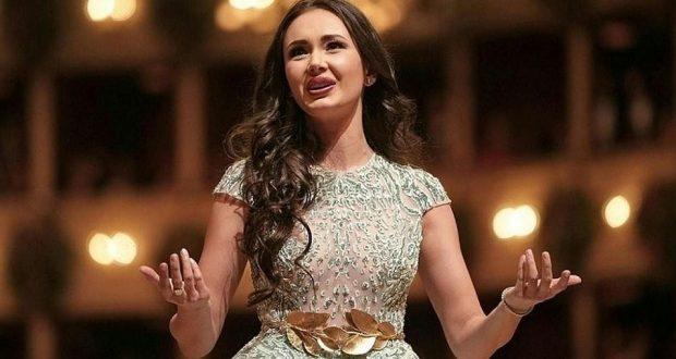 Аида Гарифуллина выступит на церемонии открытия ЧМ-2018