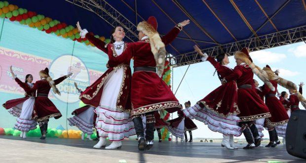В районах Челябинской области приготовили сюрпризы для гостей Сабантуя