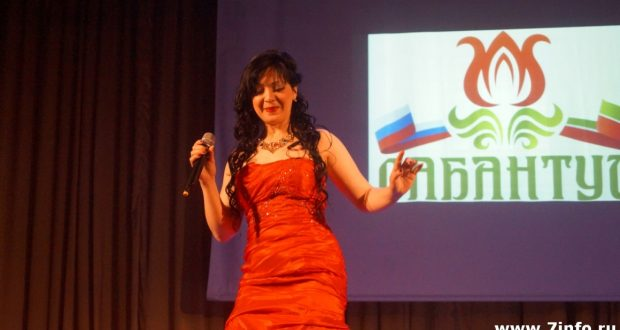 Рязанские татары отпраздновали Сабантуй