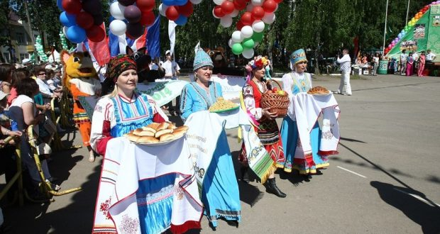 On June 24 Sabantuy will be celebrated in Mordovia