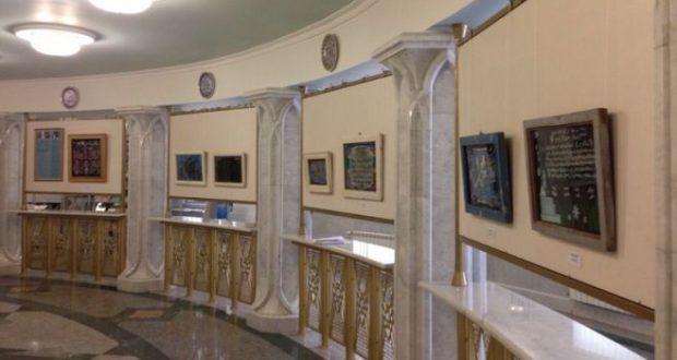 В Казанском Кремле состоится открытие выставки «Искусство шамаиля: традиции и новации»