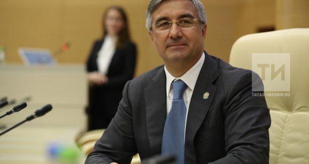 Congratulation by V.G. Shaikhraziev on the holiday of Uraza Bayram