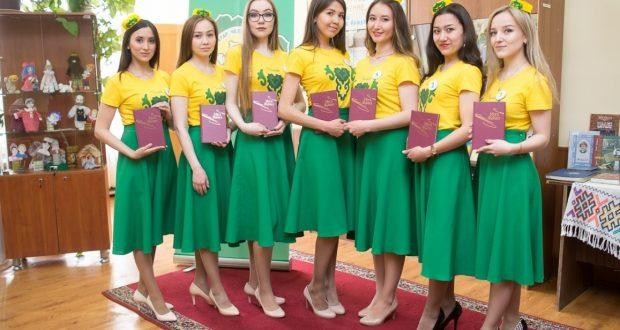 В Челябинске организована выставка книг классиков татарской литературы