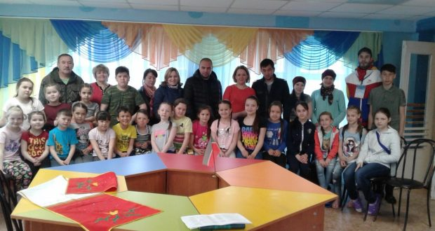В Томске дети погрузились в татарскую культуру