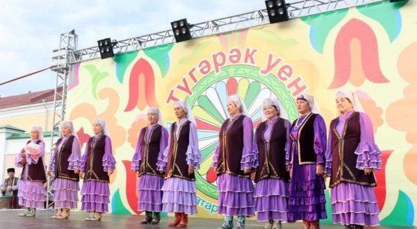 Бөтенроcсия «Түгәрәк уен» татар фольклор фестиваленә 10 ел