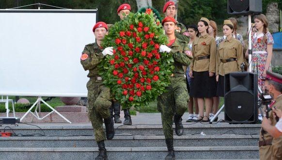 Ростовские татары поддержали акцию «День памяти и скорби»