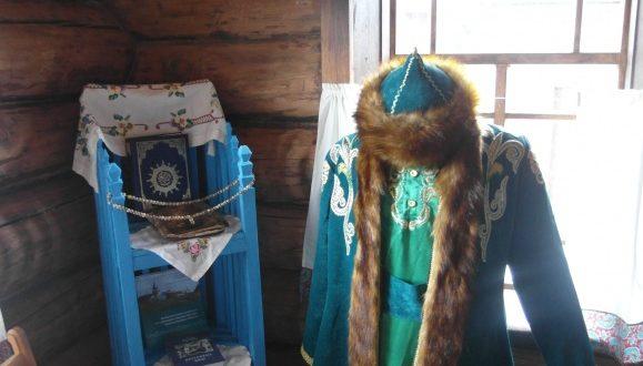 """Новосибирск өлкәсендә """"Чад татарлары утары"""" ачылды"""