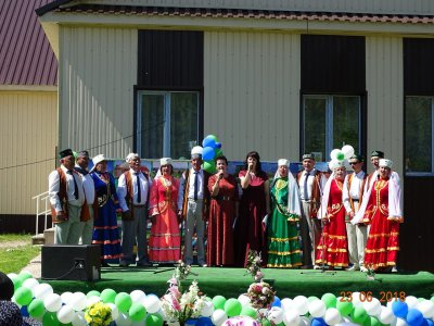 Башкортстанның Туймазы районы Ярмөхәмәт авылы 280 еллыгын бәйрәм итте.