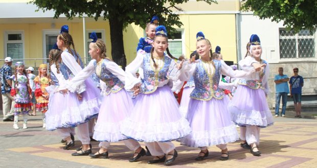 In Vladimir on July 15 will be the Tatar holiday Sabantuy