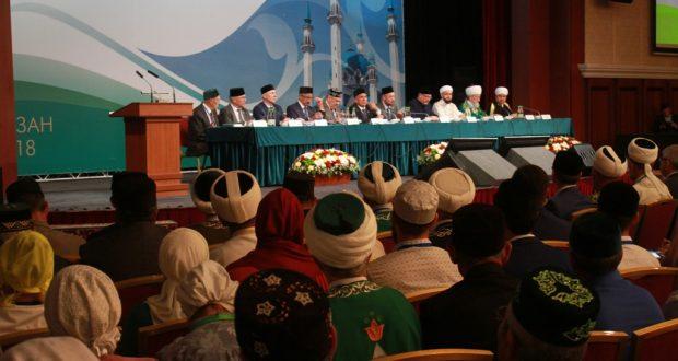 ФОТОРЕПОРТАЖ: IX Бөтенроссия татар дин әһелләре форумы
